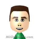 Rich Franklin Mii Image by Eric