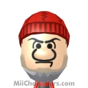 Grumpy Mii Image by Connor