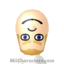 Upside Down Face Mii Image