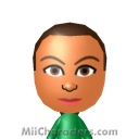 District 4 Female Mii Image by bulldog