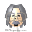 Albert Einstein Mii Image by zander