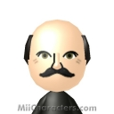 Hercule Poirot Mii Image by Andy32