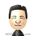 Jimmy Kimmel Mii Image by Andy Anonymous