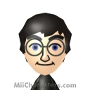 Harry Potter Mii Image