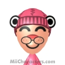 Pink Panther Mii Image by futbolcha