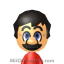 Mario Mii Image by SuperFalk
