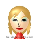 Taylor Swift Mii Image