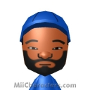 Prince Fielder Mii Image by Tristan Groff