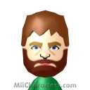 Zach Galifianakis Mii Image by celery