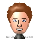 Robert Pattinson Mii Image