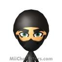 Ninja Mii Image by Zego