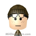 Anakin Skywalker Mii Image by bulldog
