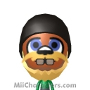 Conker The Squirrel Mii Image by !SiC