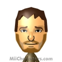 Jake Johnson Mii Image by celery