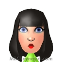 Zooey Deschanel Mii Image by celery