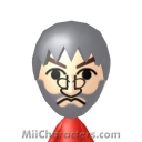 Red Rackham Mii Image by Sharkie