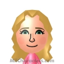 Claire Bennet Mii Image by Nelson