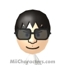 Speed Racer Mii Image by zander