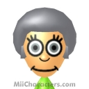 Marge Simpson Mii Image by Chito