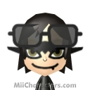 Midna Mii Image by DISTURBED