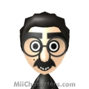Groucho Marx Mii Image by Michelle