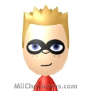 "Dashiell ""Dash"" Parr Mii Image by 5p3nc3r"