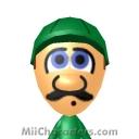 Luigi Mii Image by J1N2G