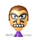 Waluigi Mii Image by Superz