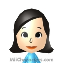 Betty Rubble Mii Image by BrainLock