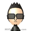 Muscles Glasses Mii Image by VeryShady