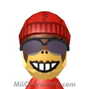 Funky Kong Mii Image by Toon and Anime