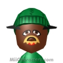 Smokey The Bear Mii Image by THE MOMMY