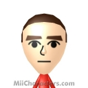 Sheldon Cooper Mii Image by caddypaddy