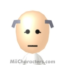 Cyberman Mii Image by zoxi1