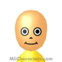Mr. Happy Mii Image