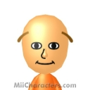 Garfield Mii Image by zoxi1