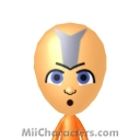 Aang Mii Image by Toon and Anime