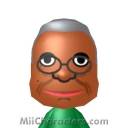 James Earl Jones Mii Image by Andy Anonymous