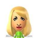 Kaley Cuoco Mii Image by celery
