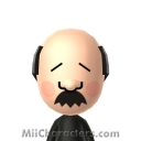 Annoying Old Party Man Mii Image
