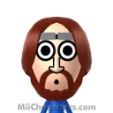 New Age Retro Hippie Mii Image by Ness and Sonic