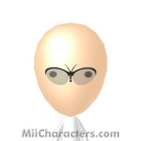 Common Butterfly Mii Image