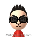 Teddy Mii Image by Ness and Sonic