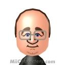 Francois Hollande Mii Image by yoshi222
