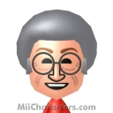 Sophia Petrillo Mii Image by Carolyn