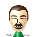 Tom Selleck Mii Image by Alice Wonder