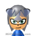 Sonic The Hedgehog Mii Image