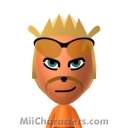 Ty the Tasmanian Tiger Mii Image by Ness and Sonic