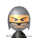 Shredder Mii Image by Chrisrj