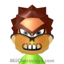 King Bowser Mii Image